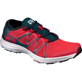 Salomon M's Crossamphibian Shoes barbados cherry/barbados cherry/reflecting pond